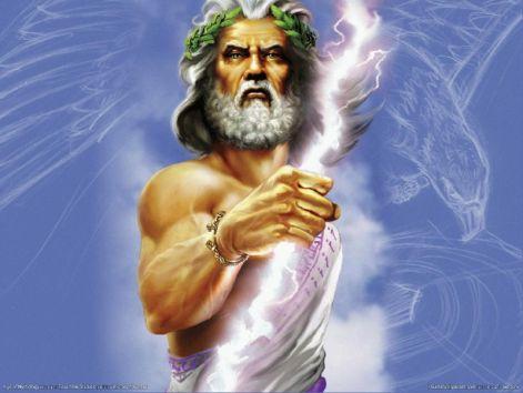 Zeusz kedvese